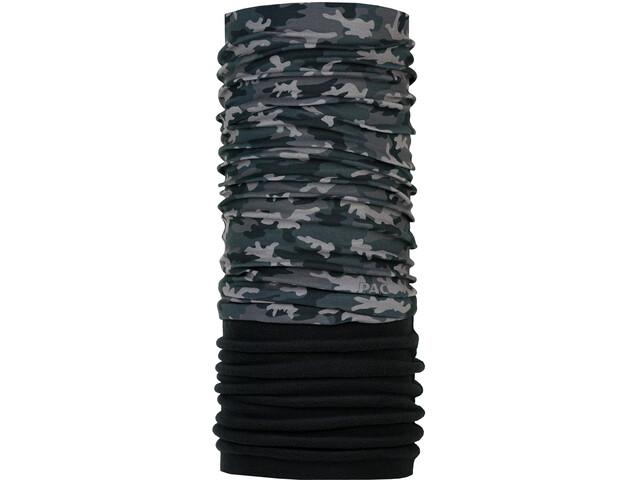P.A.C. Fleece Multitube camo ash